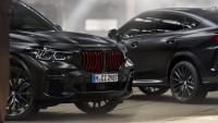 BMW Group представляє кросовери BMW X5 та BMW X6 обмеженої серії Black Vermilion Edition.