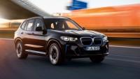 Новий повністю електричний BMW iX3.